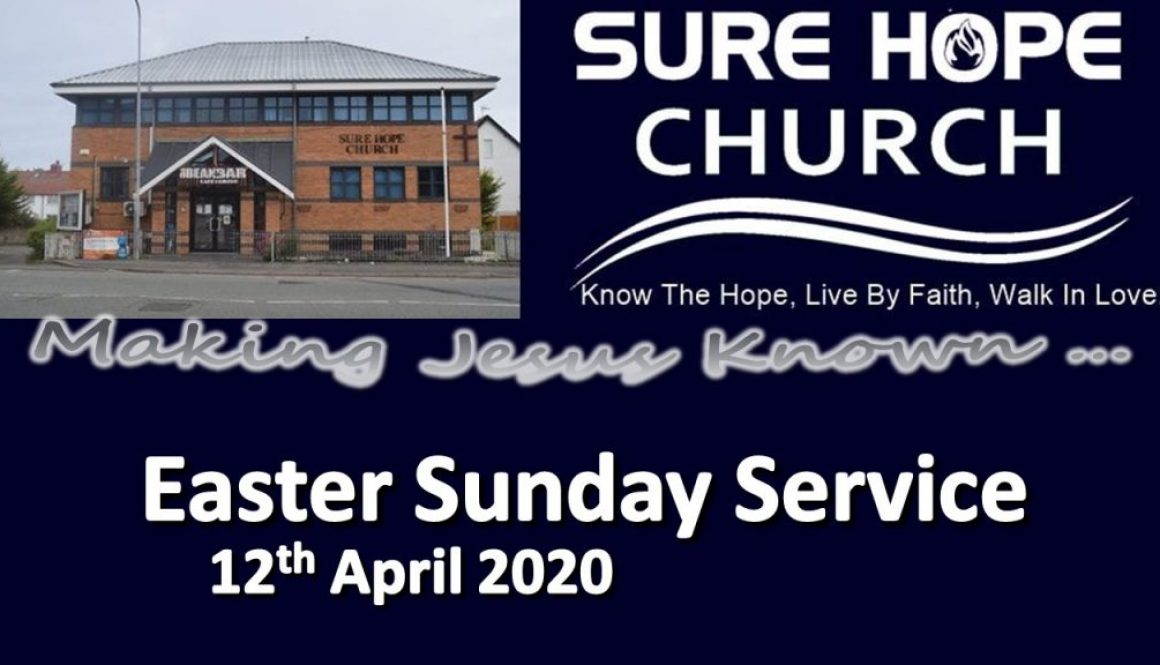 Sunday Service notice 2020-04-12