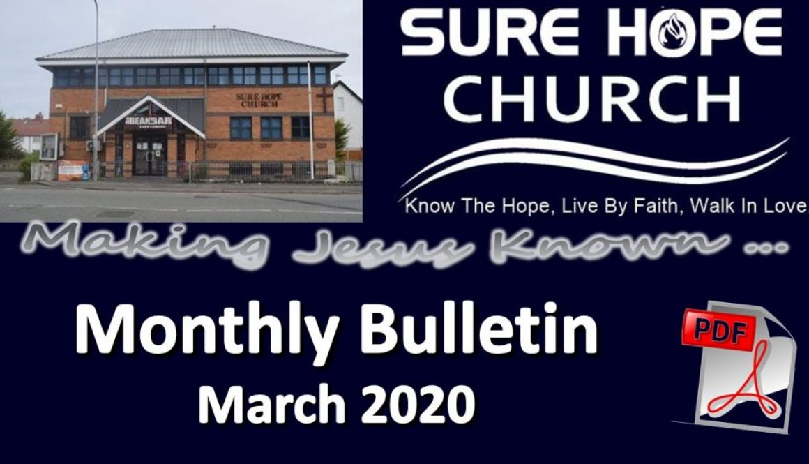 Monthly Bulleting - 03