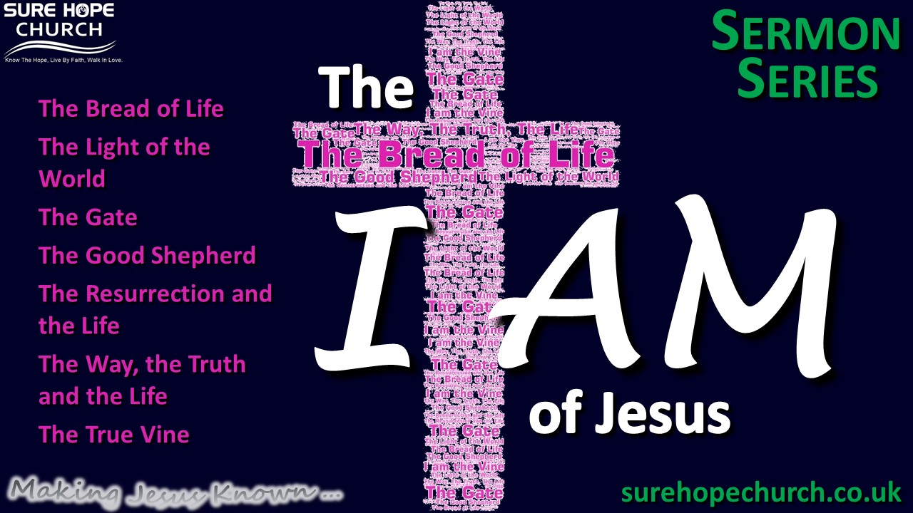 The I AM of Jesus