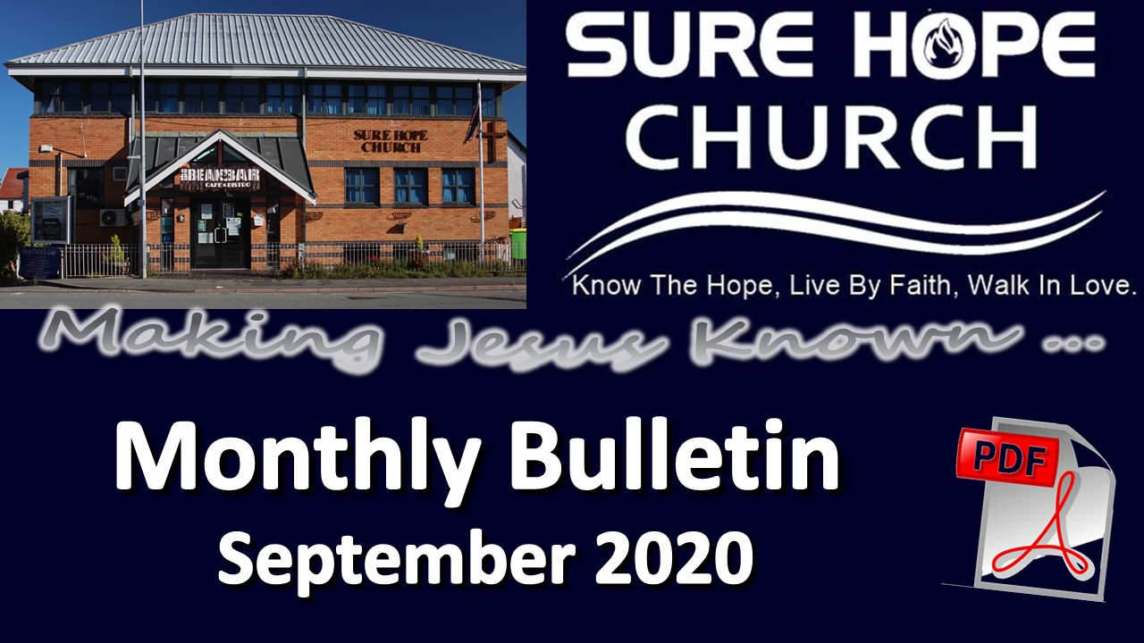Monthly Bulletin - 2020-09