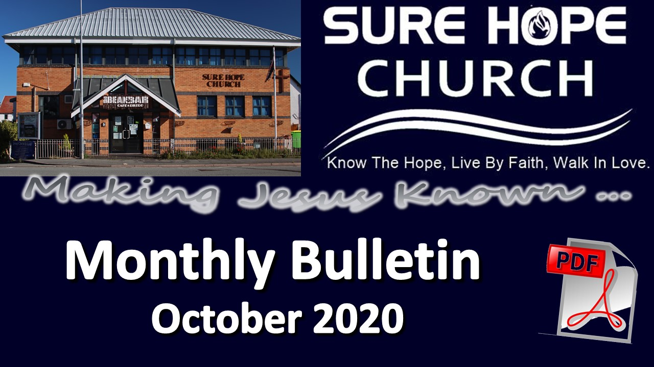 Monthly Bulletin - 2020-10