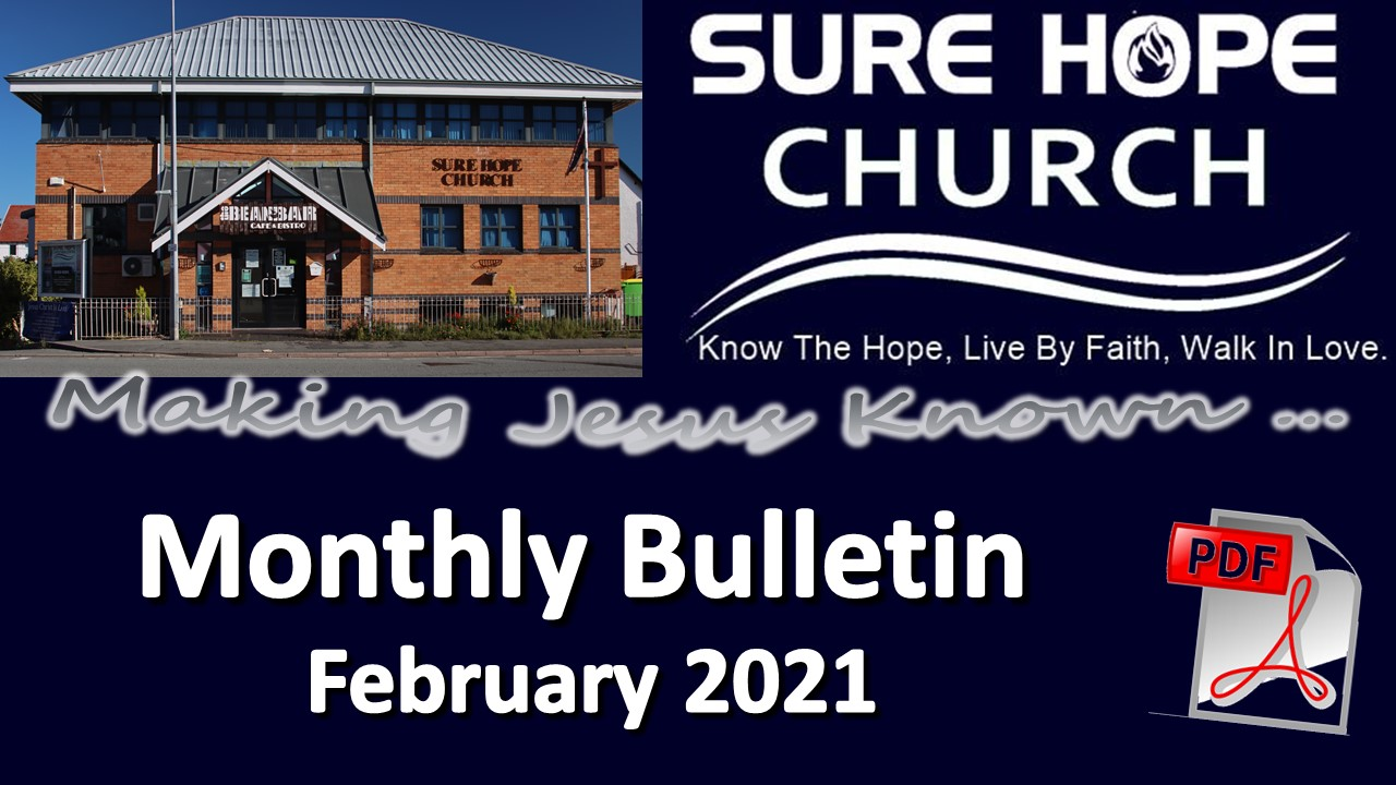Monthly Bulletin - 2021-02