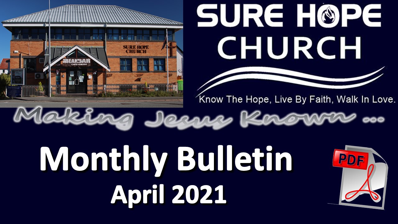 Monthly Bulletin - 2021-04