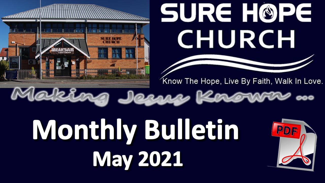 Monthly Bulletin - 2021-05